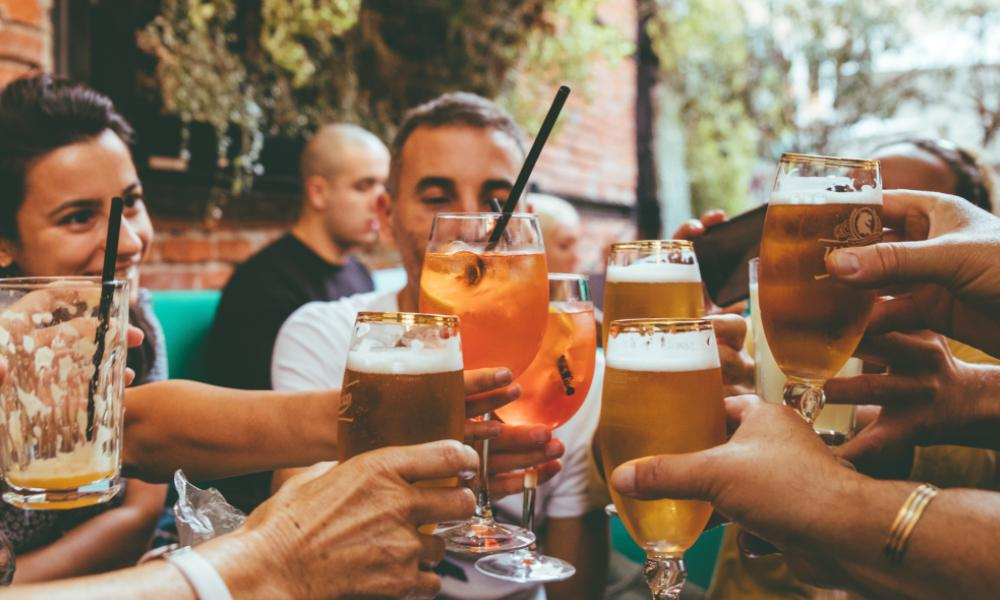Beer or gin? What your preferred tipple says about you