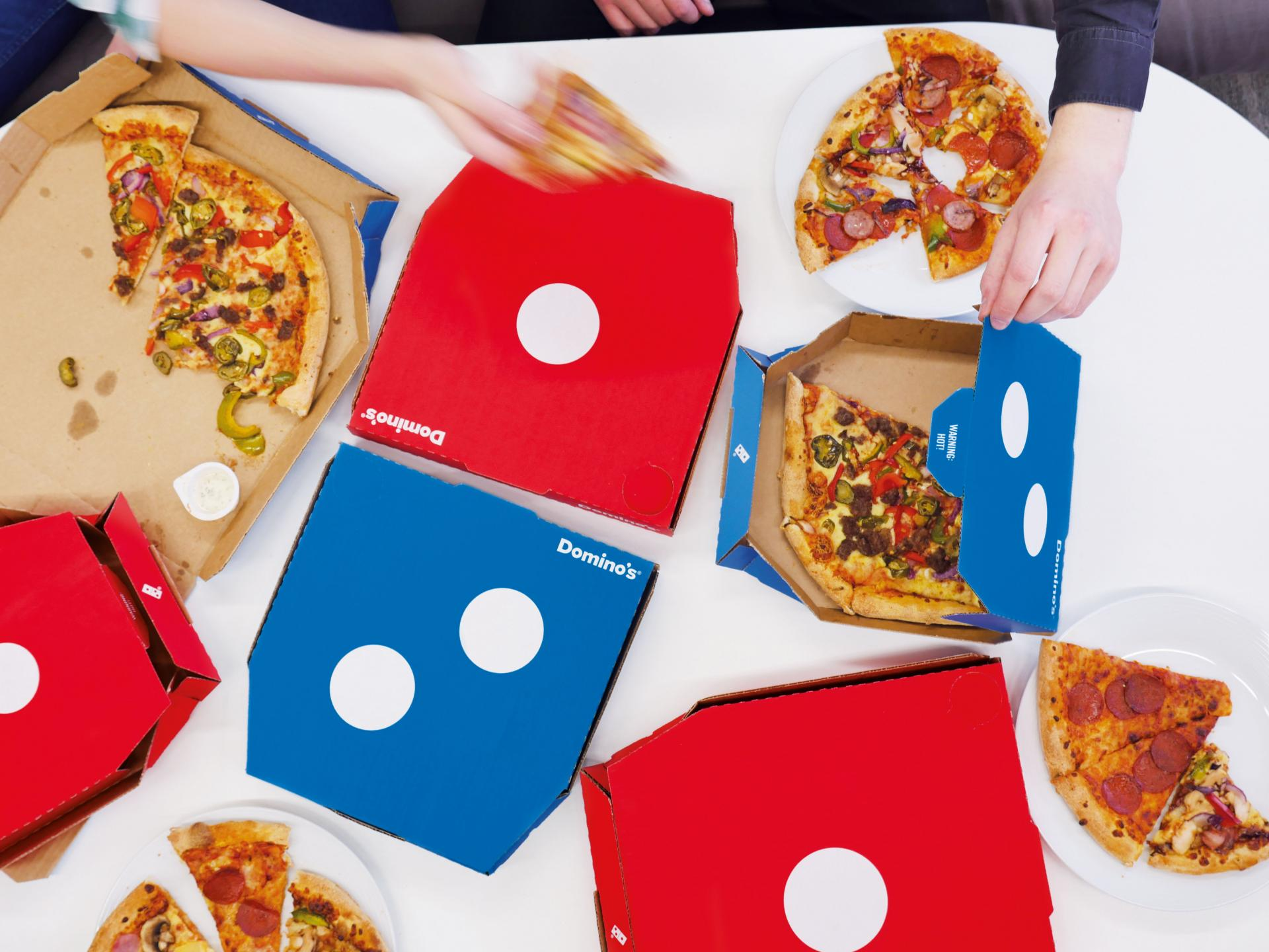 Domino's Packaging Redesign
