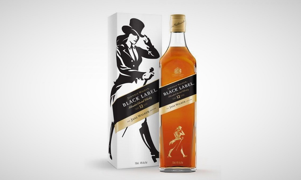 Johnnie Walker Introduces Jane Walker in an Attempt to Capture Female Audience