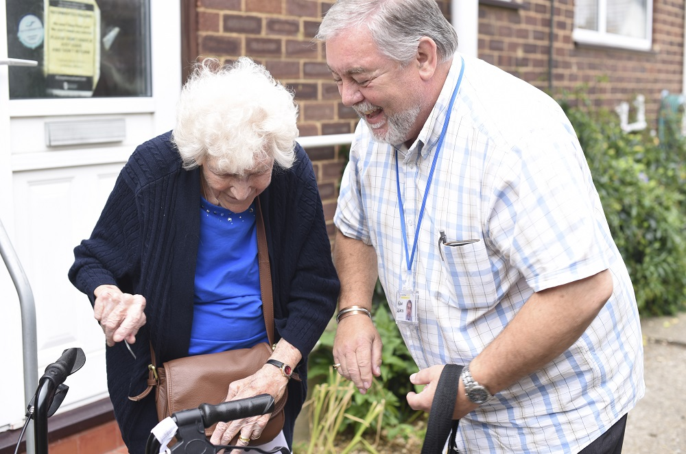 Helping Volunteers at North West Kent With the Development of a New  Website
