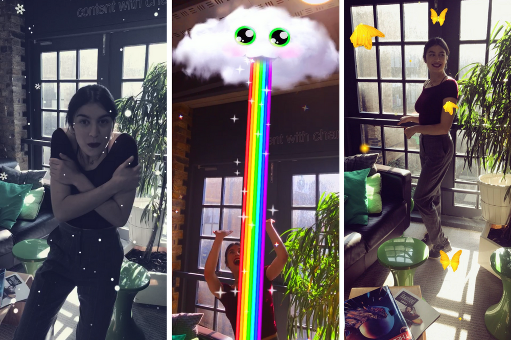Snapchat Augments Reality in New Update